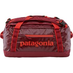 Patagonia Black Hole Duffel Bag 40l roamer red